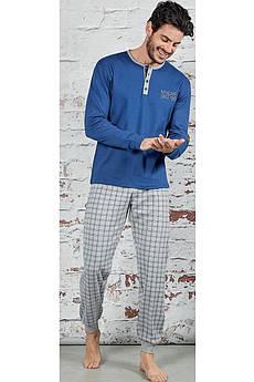 Мужской костюм Navigare B2141035 кофта и брюки на манжете