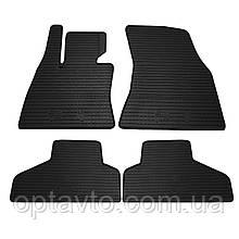 BMW X5 (F15)/BMW X6 (F16) - комплект качественных резиновых ковриков. Комплект 4 шт.   (2013-2019)