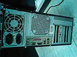 Б/У СБ ( Intel Celeron E3400 2.60 Ghz, HDD 500Gb+ HDD 80Gb, 4 Gb Ram, Intel G41), фото 2