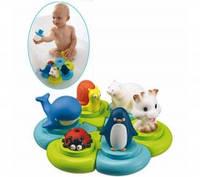Игрушка-пазл для ванны Vulli