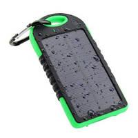 Солнечная батарея для телефона Power Bank Solar 10000S (мобильная зарядка) Павер Банк Солар)