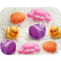 Игрушки-брызгалки Playgro (для девочек)