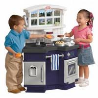 """Интерактивная детская кухня Little Tikes """"Side By Side"""""""