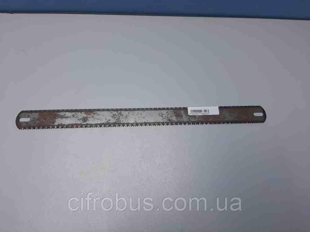 Б/У Полотно для ножовки 300 мм двустороннее