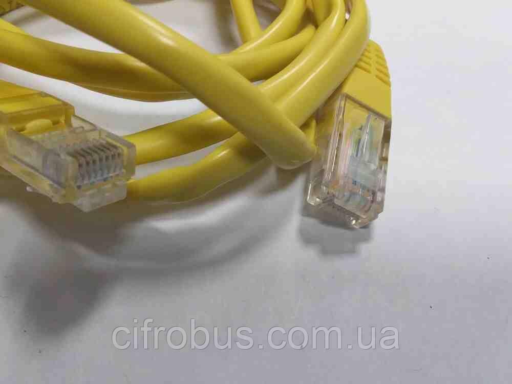 Б/У Кабель Ethernet-Lan 1.5м