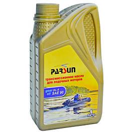 Масло Трансмиссионное Parsun 1 литр SAE-90 GL5