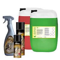 Средство для чистки тканевых и ковровых изделий EKOKEMICA TEXIL OKEAN, Канистра - 10кг