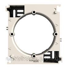 Коробка для наружного монтажа наборная Schneider-Electric Asfora Кремовый