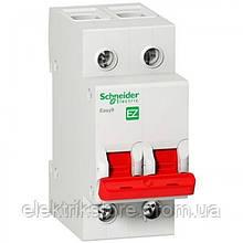 Вимикач навантаження Schneider-Electric Easy9 2P 40А