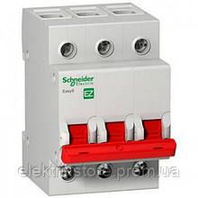 Вимикач навантаження Schneider-Electric Easy9 3P 100А