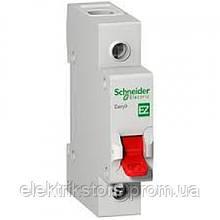 Вимикач навантаження Schneider-Electric Easy9 1P 63А