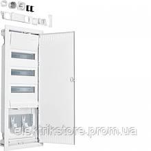 Щит Hager Volta.Hybrid на 36 модулів, в/у + 1 монтажна панель мульти-медіа