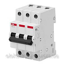 Автоматичний вимикач ABB BMS413B16 16А B 3P