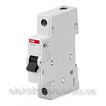 Автоматичний вимикач ABB BMS411C50 50А 1P C
