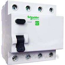 Диференціальне реле Schneider-Electric Easy9 4P 63A 300мА