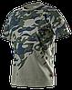 Футболка робоча CAMO оливкова розмір XL NEO TOOLS 81-613-XL