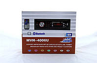 Автомагнитола 4х50W 1DIN MP3 ISO - 4006U, фото 1