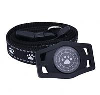 Водонепроницаемый GPS трекер для домашнего животного D40, черный