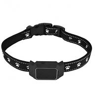 Водонепроницаемый GPS трекер для домашнего животного D35, черный