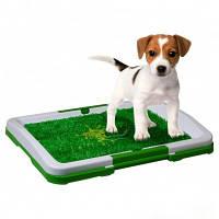 Туалет лоток для собак 3 рівня Puppy Potty Pad