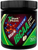 Амінокислоти Stark Pharm - IBCAA 2-1-1 & B6 Mega caps (300 таблеток)