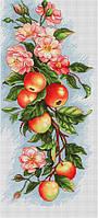 Набор для вышивки крестом Luca-S B211 Композиция с яблоками