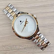 Gucci 7161 Silver-Gold-White