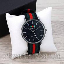 Gucci Black Green-Red
