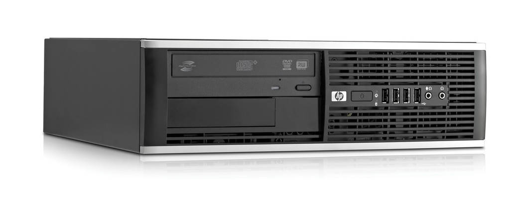 Системный блок HP Compaq 6300 Pro SFF-Intel Core-i5-3470-3,20GHz-4Gb-DDR3-HDD-500Gb-DVD-RW-W7P- Б/У, фото 2