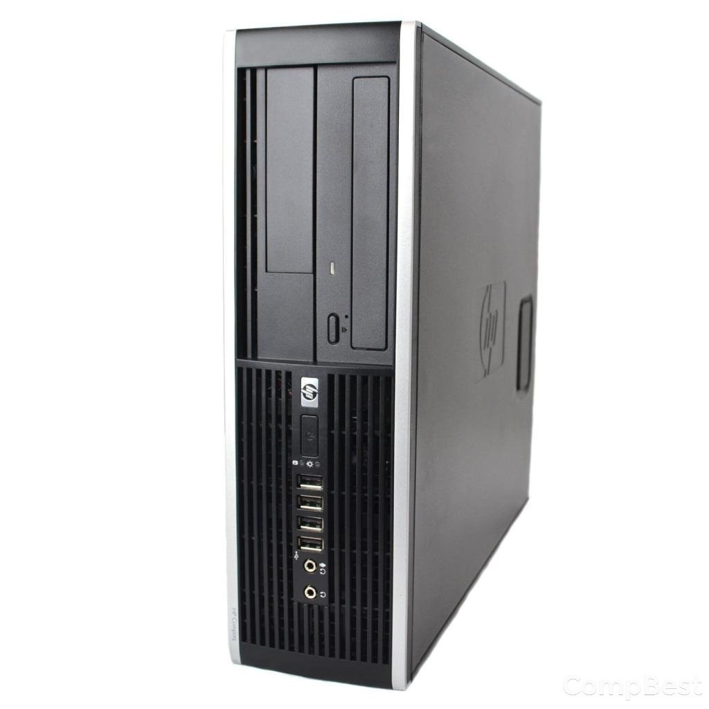 Системный блок HP Compaq 8300 Elite SFF-Intel Core-i5-3570-3,40GHz-4Gb-DDR3-HDD-250Gb-DVD-R-W