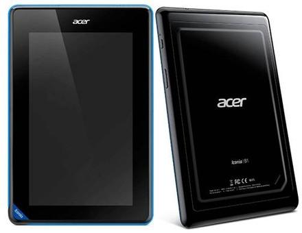 Планшет Acer Iconia Tab B1-710-MediaTek MTK8317T-1.2GHz-1Gb-8Gb-W7-Web- Б/У
