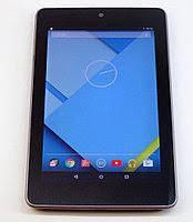 Планшет Asus Google Nexus 7 ME370T- Qualcomm Snapdragon S4 Pro-1.5GHz-2Gb-16Gb-W7-Web- Б/У, фото 2