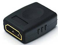 Переходник сгон HDMI-HDMI