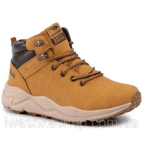 Фирменные спортивные ботинки на мальчика р. 37, Sprandi earth gear, CCC Польша