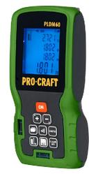 Дальномер лазерный Procraft PLDM-60