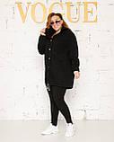 Кардиган джинсовый женский 52, 54, 56, фото 7