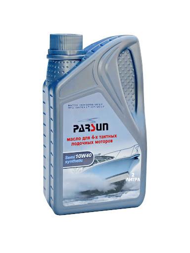 Масло Parsun 2 литра 10W40 для четырехтактных моторов