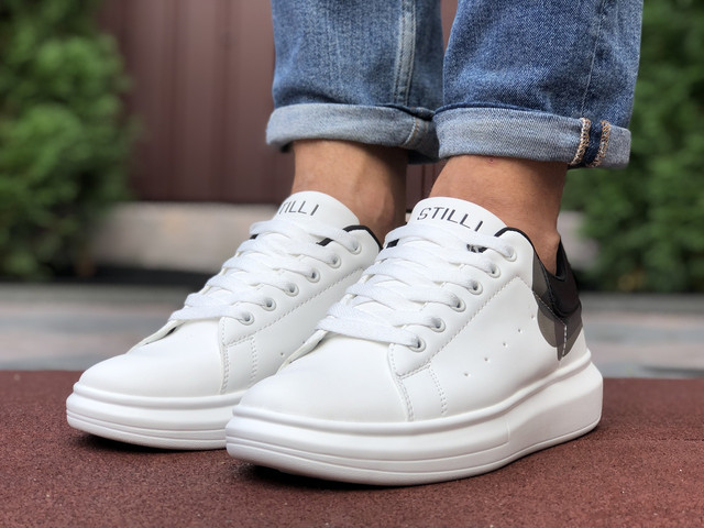 кроссовки для мужчин, Кроссовки и Кеды Alexander Mcqueen спортивная обувь для мужчин