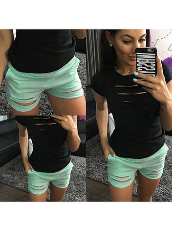 Женские шорты летние, фото 2