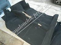 Ковролин ковер пола коврик салона ВАЗ 2121 21213 Нива Тайга Завод на основе прорезиненный