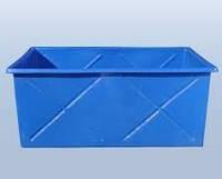 Контейнер пластиковый 750 л., ящик полиэтиленовый