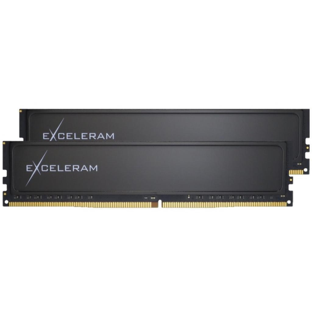 Модуль памяти для компьютера DDR4 32GB (2x16GB) 3200 MHz Black Sark eXceleram (ED4323216CD)