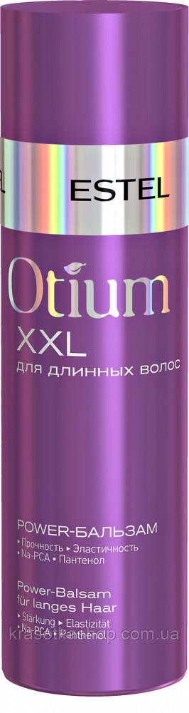Крем-кондиціонер для довгого волосся OTIUM Flom 200 мл