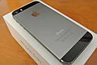 Смартфон Iphone 5S Neverlock 16gb  Space Gray +  стекло, фото 4