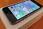 Смартфон Iphone 5S Neverlock 16gb  Space Gray +  стекло, фото 9