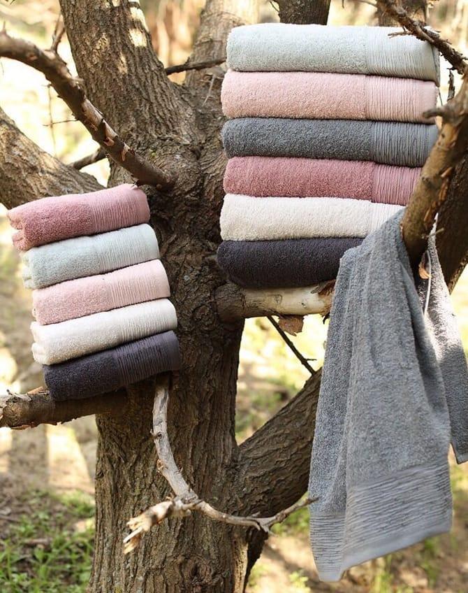 Набор махровых полотенец Sikel Cotton Store 50*90 6 шт