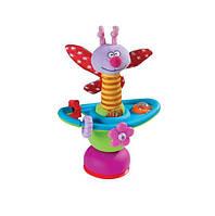 Бабочка, Цветочная карусель, игрушка на присоске, Taf Toys (10915)