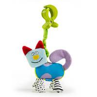 Дрожащий котик - игрушка-подвеска на прищепке, Taf Toys (11745)