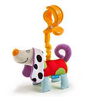 Дрожащий песик - игрушка-подвеска на прищепке, Taf Toys (11735)