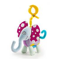 Дрожащий слоник - игрушка-подвеска на прищепке, Taf Toys (11755)